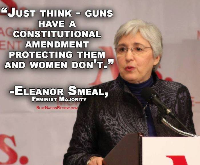 Women Don't Have a Constitutional Amendment Protecting Their Rights